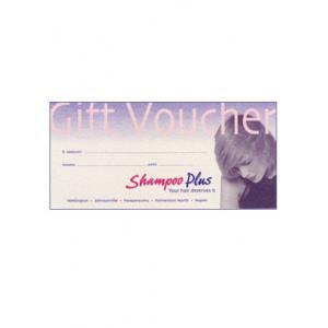 Shampoo Plus Gift Vouchers