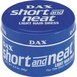 Dax Wax Blue Short and Neat 99g