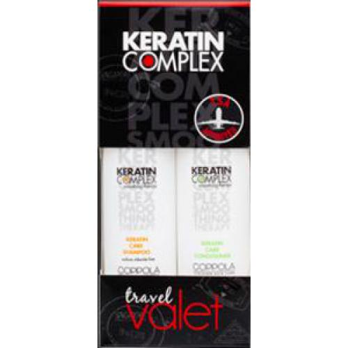 Keratin Care Travel Pack