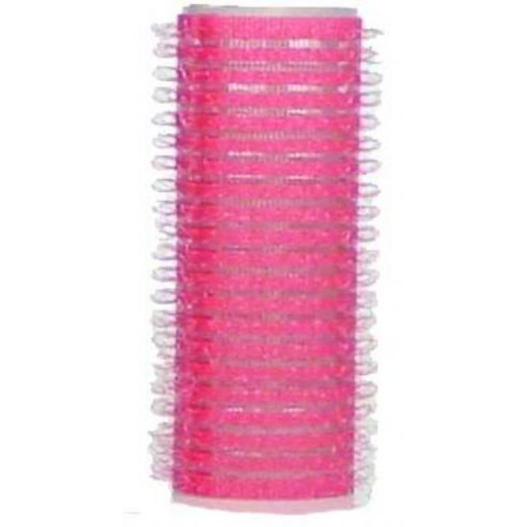 Velcro Rollers - Pink 24mm