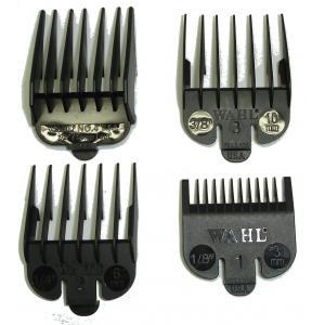 Wahl Clipper Comb #1-4 Pack