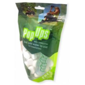 Pop Ups - Pack of 50
