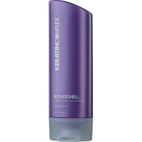 Keratin Blondeshell Shampoo 400ml