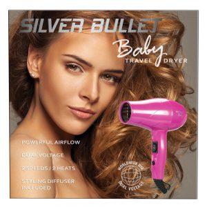 Silver Bullet Baby Dryer