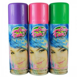 Coloured Hairspray 125ml