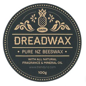 Dread Wax Dark 100g