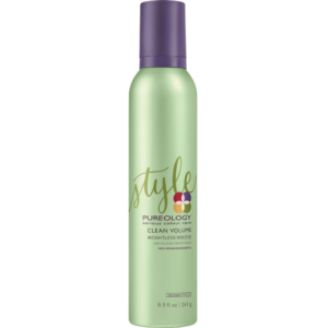 Clean Volume Weightless Mousse 238g