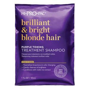 Brilliant & Bright Blonde Hair Treatment Shampoo 30ml